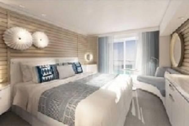 Deluxe Suite Deck 3