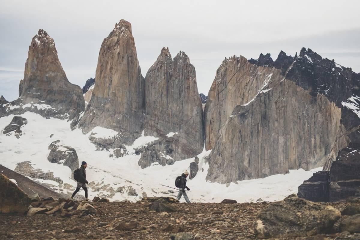 Extended Torres del Paine W Trek