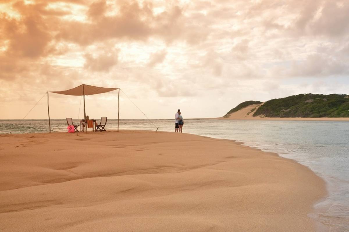 Kruger Safari and Mozambique Beach Break