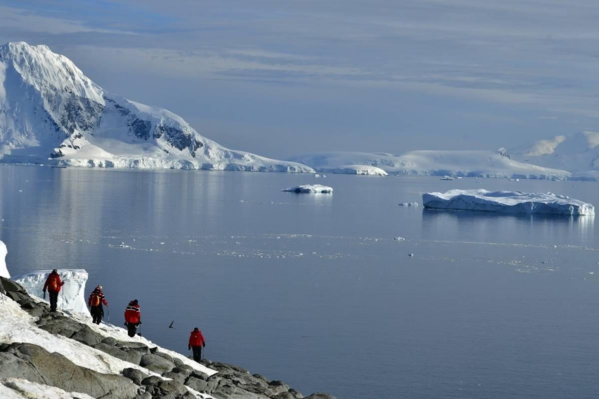 Shackleton's Final Quest