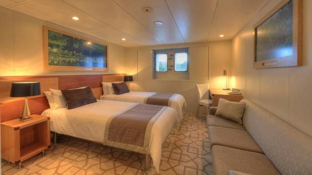 Main Deck Cat A Stateroom