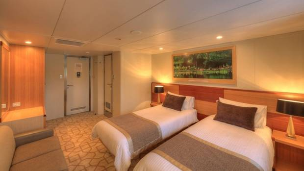 Main Deck Cat B Stateroom