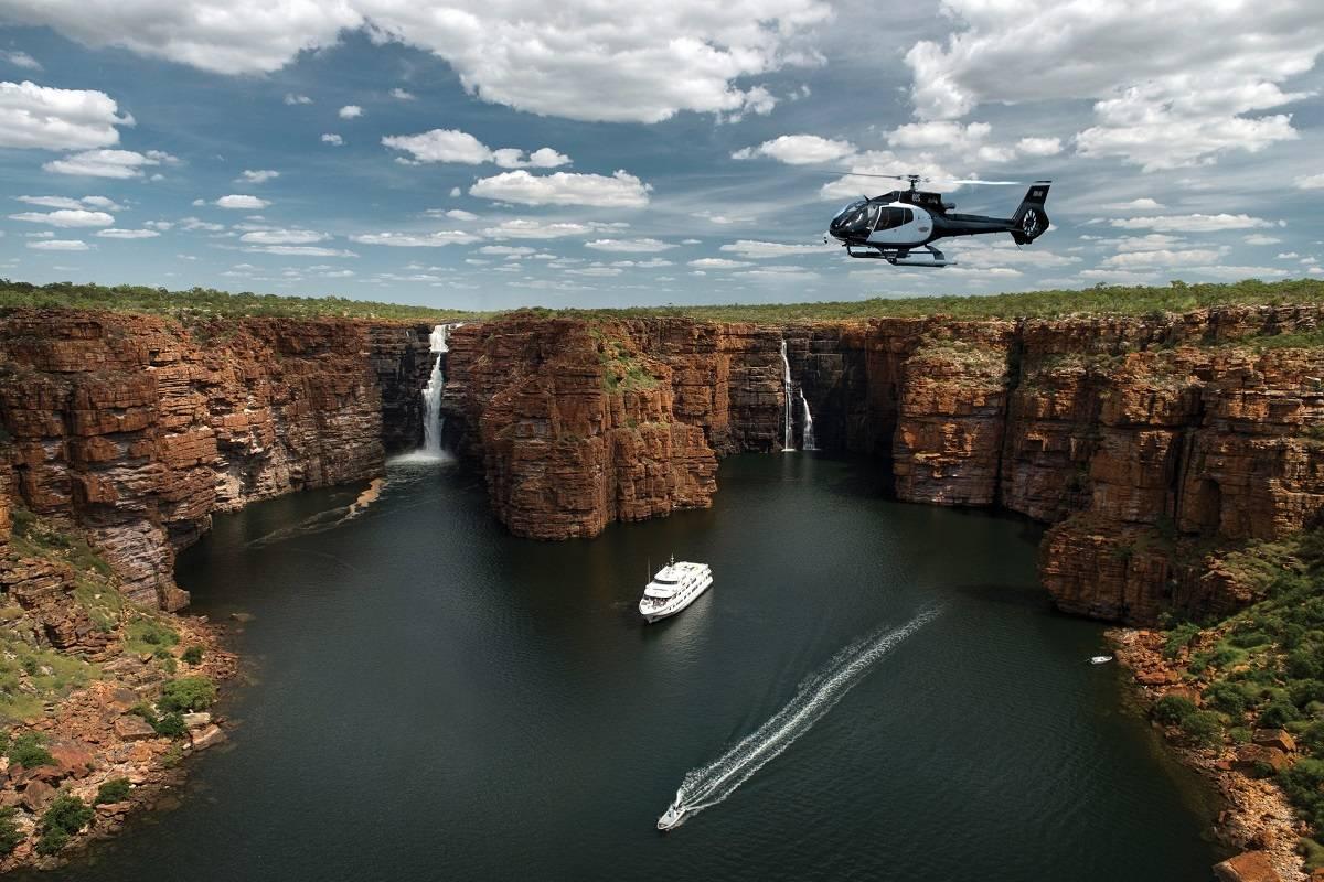 Kimberley Waterfalls: Broome – Wyndham