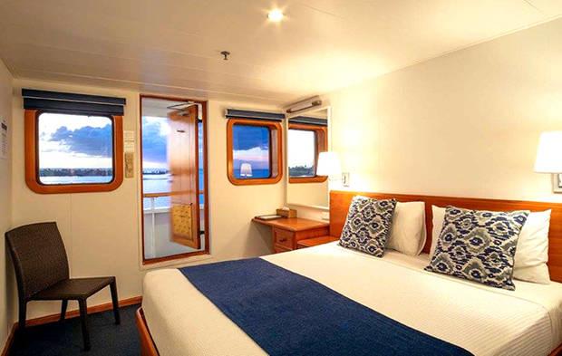 Ocean Stateroom Deck B
