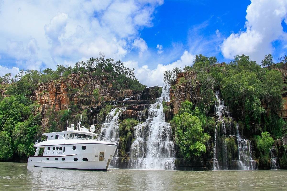 Southern Quest -  Broome to Hunter River