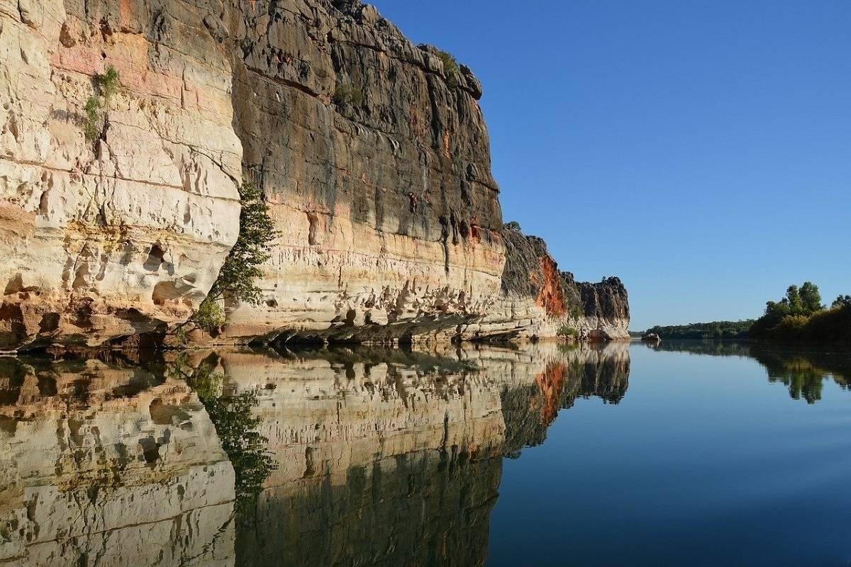 Kimberley Waterfalls: Kununurra / Wyndham – Broome