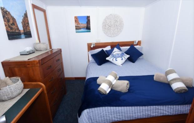 Double/Queen Bed Stateroom