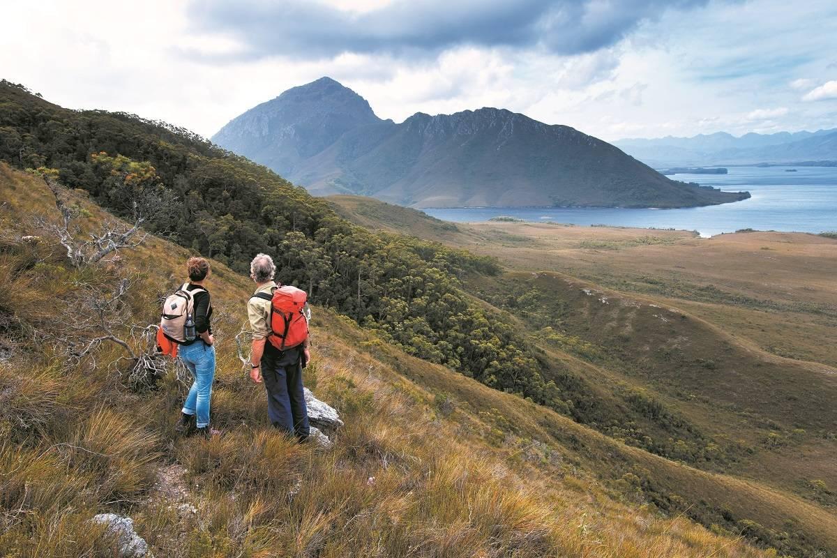Coastal Wilds of Tasmania