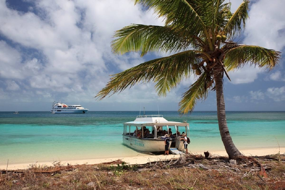 Torres Strait & Cape York - Cairns to Horn Island