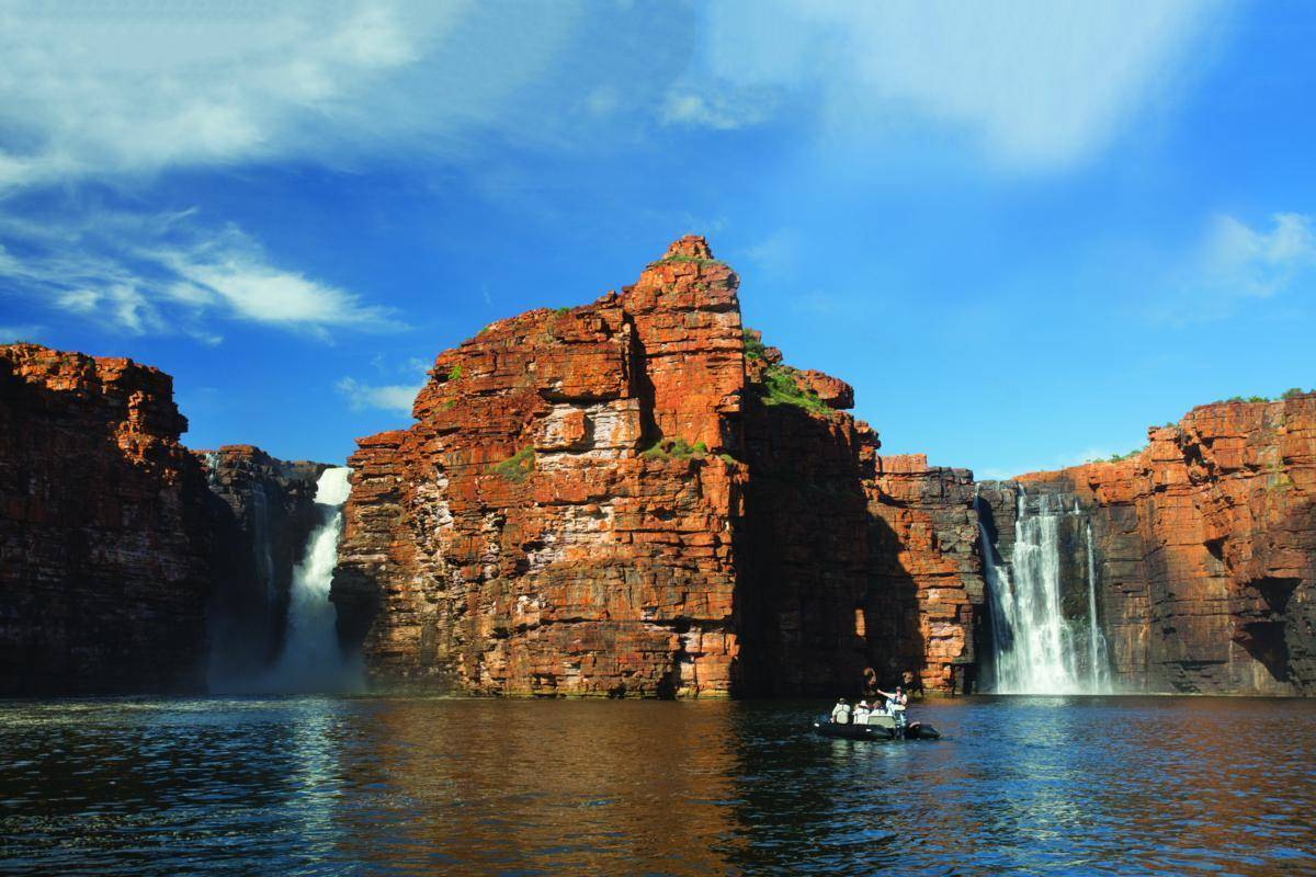 The Iconic Kimberley - Darwin to Broome
