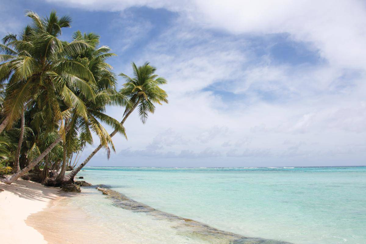 Pacific Expedition: Cairns to Lautoka