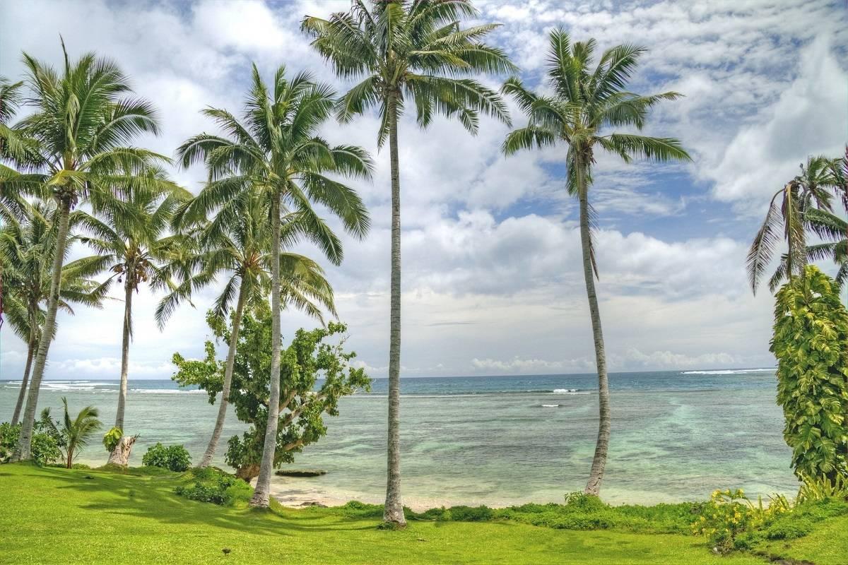 Classic Samoa Getaway