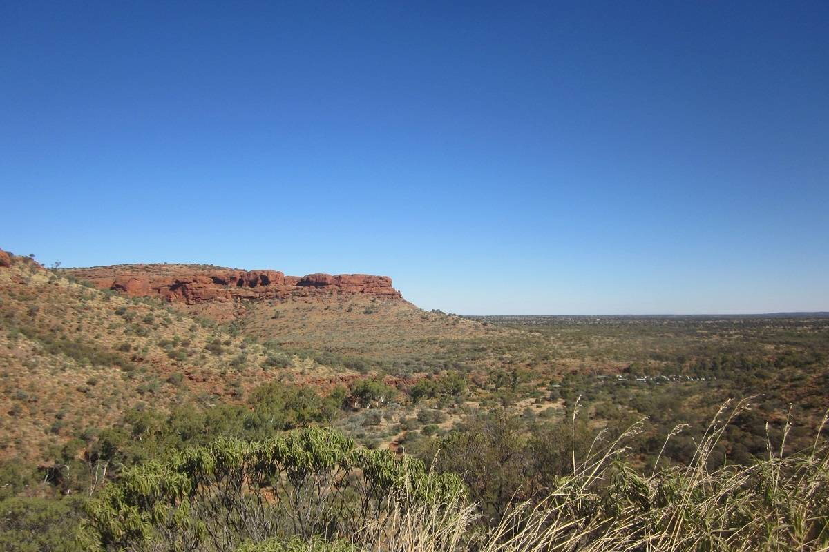 Red Centre: Alice Springs to Uluru