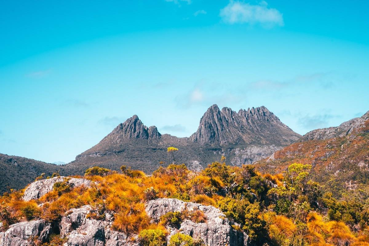 Cradle Mountain Huts Walk