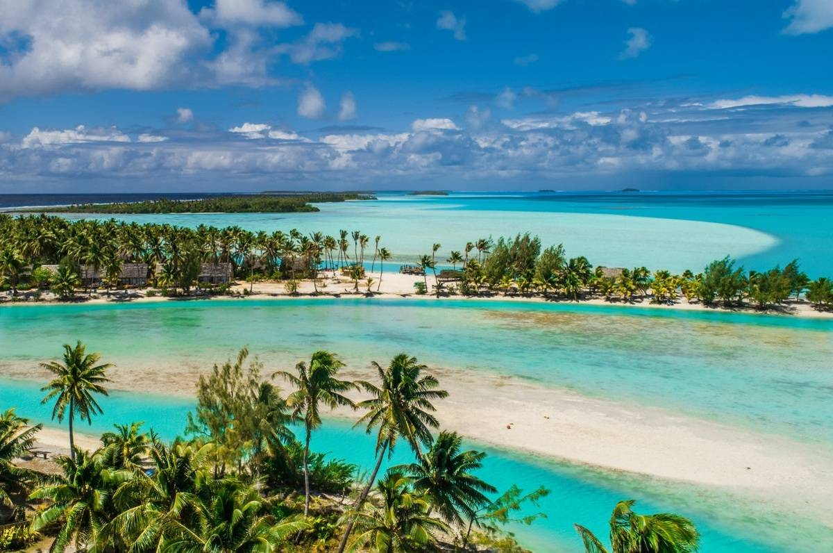 Cook Islands & Society Islands