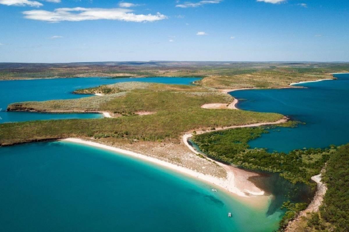 Kimberley Cruise - Broome to Darwin