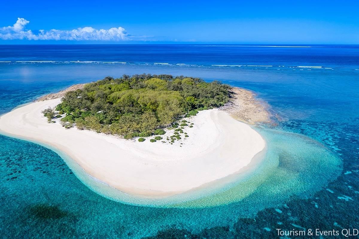 Heron & Wilson Island Escape