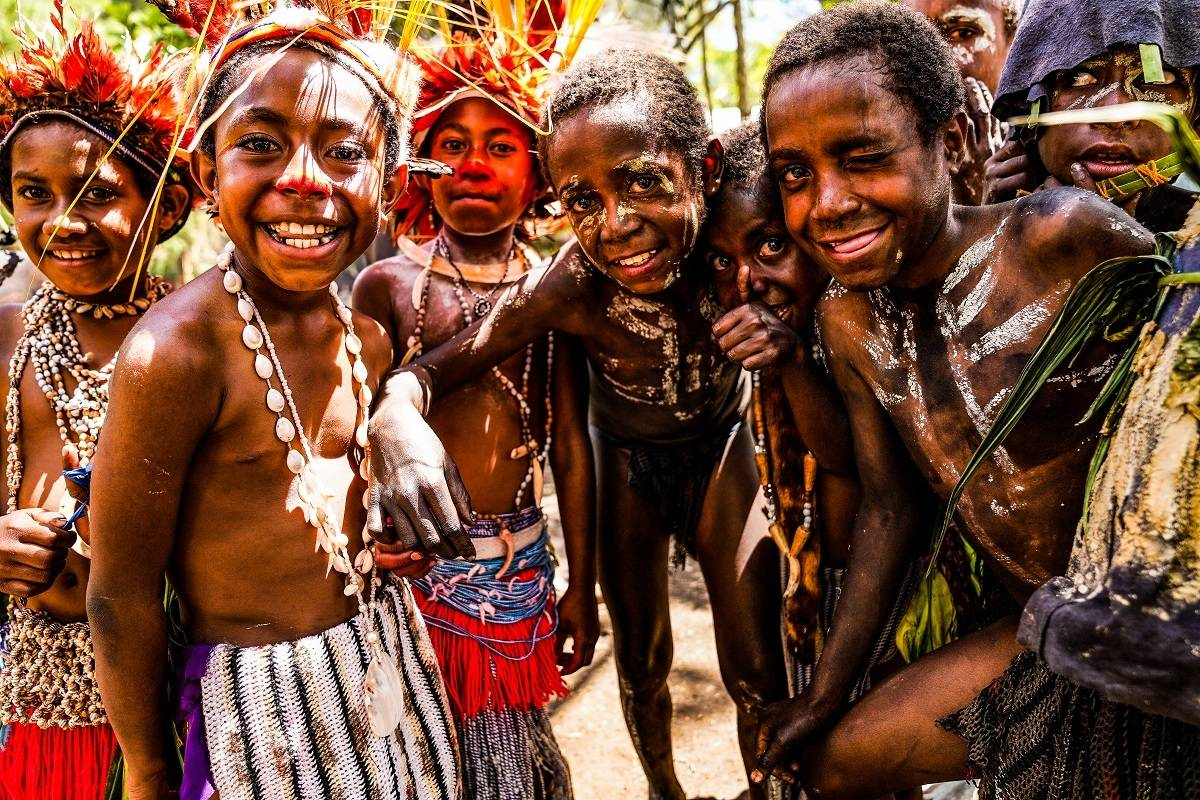 Best of Papua New Guinea Experience