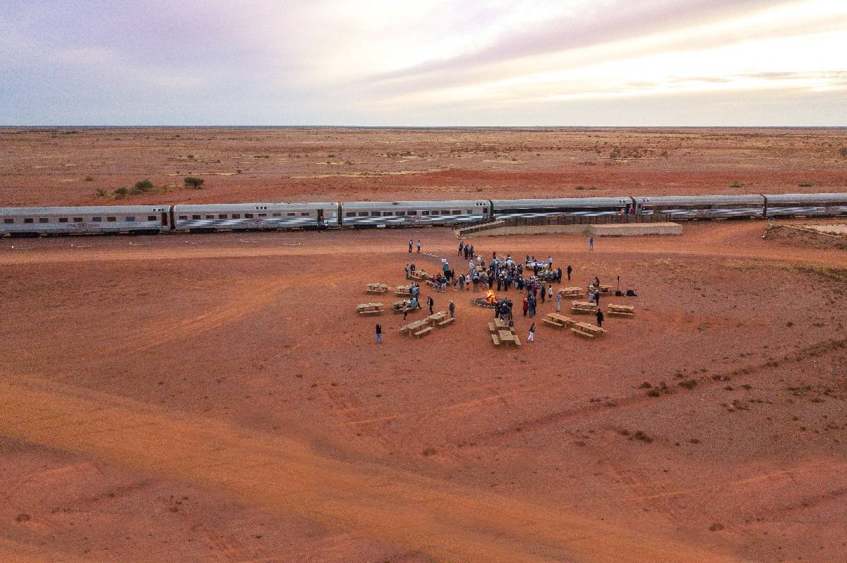 Red Centre and Top End Luxury Air & Rail Safari