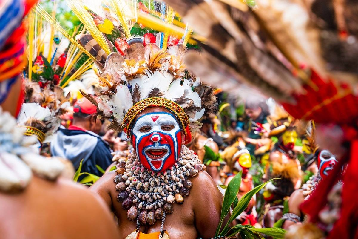 Goroka Mask Festival
