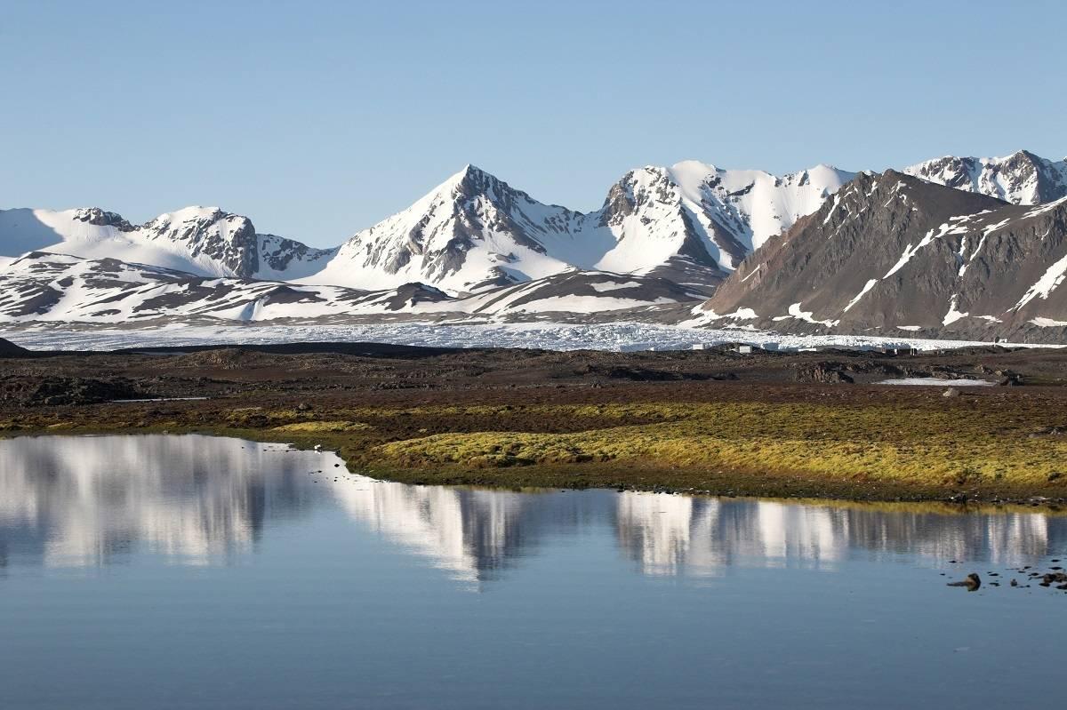 Spitsbergen - Northeast Greenland