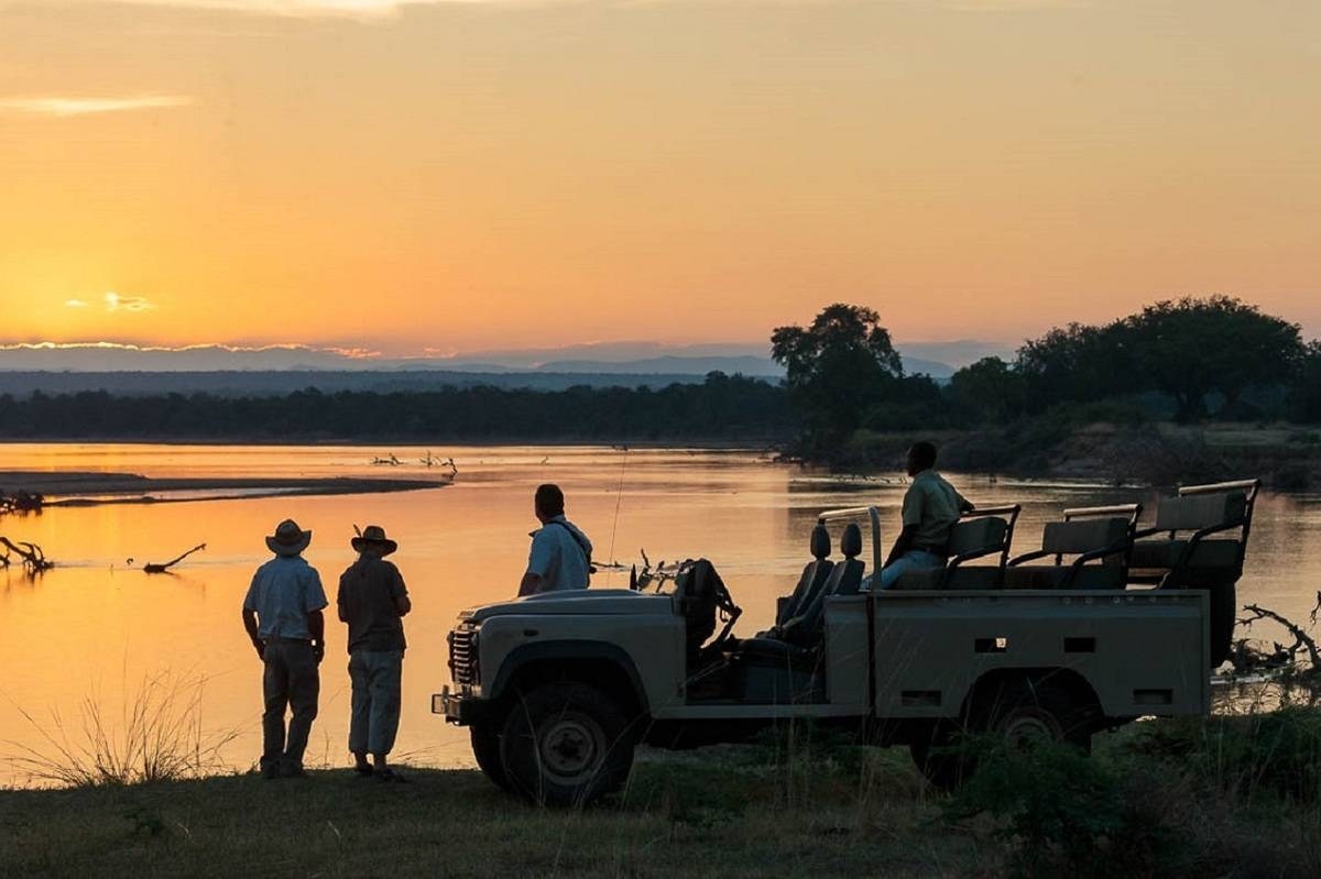 Best of Zambia Flying Safari