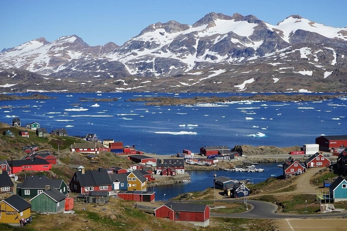 Greenland Odyssey