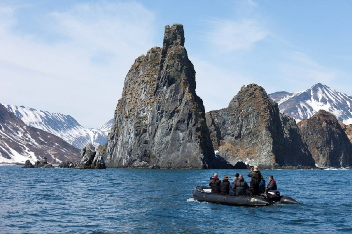 Sea of Okhotsk - Seals, Seabirds and a Legacy of Sorrow