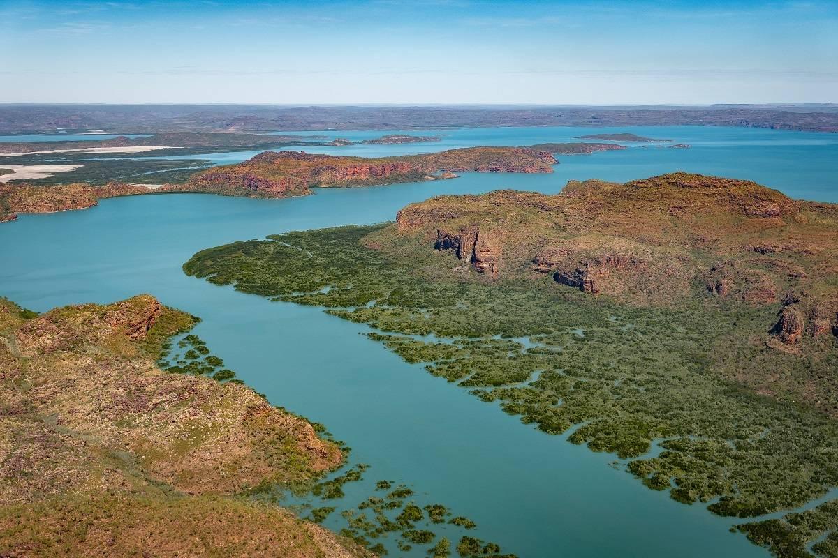 Australia's Iconic Kimberley - Broome to Darwin